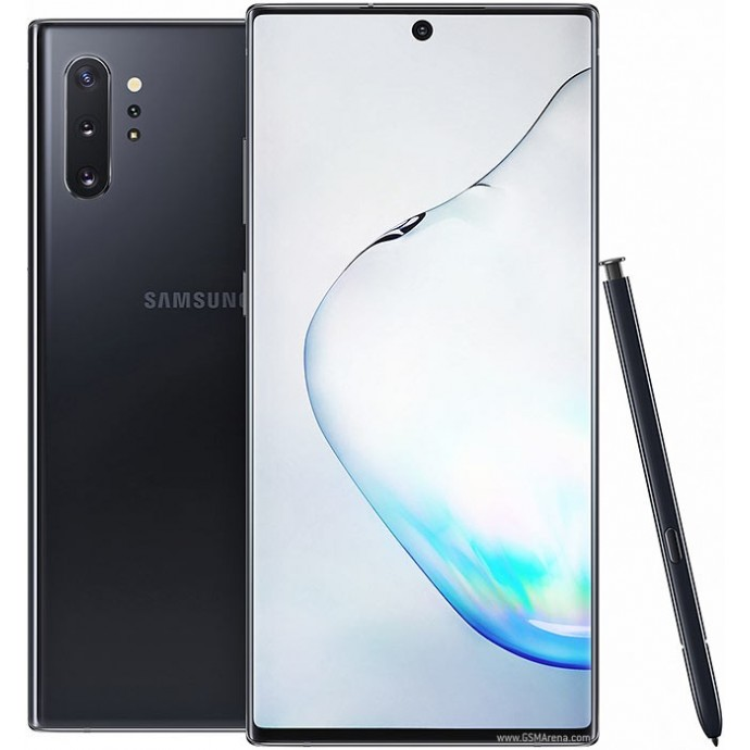 Samsung Galaxy Note 10+ plus 256GB + 12GB RAM Dual Sim