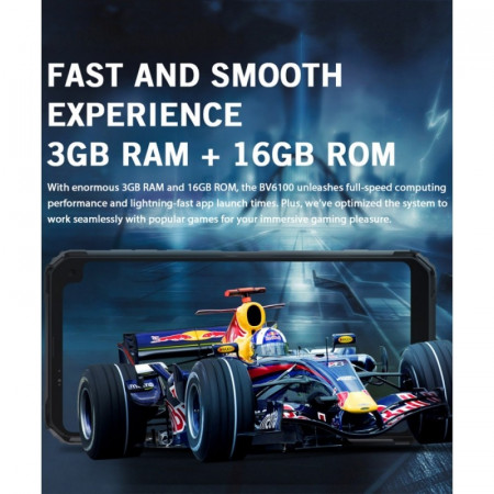Blackview BV6100 16GB ROM 3GB RAM IP68