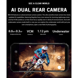 Blackview BV6100 16GB ROM 3GB RAM IP68