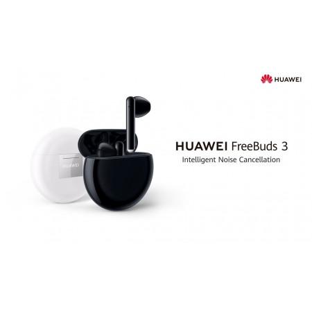 Bluetooth слушалки Huawei FreeBuds 3