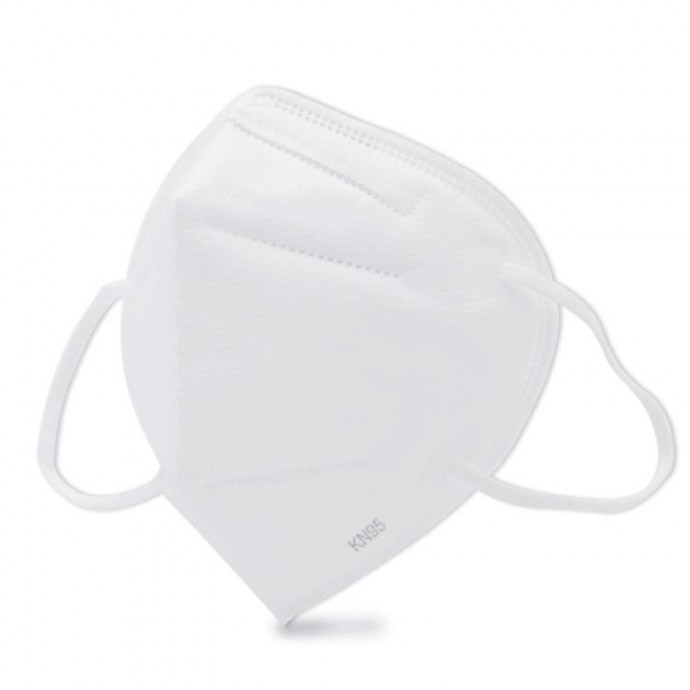 2 БРОЯ KN95-FFP2-N95 Четирипластова санитарна респиратирна маска