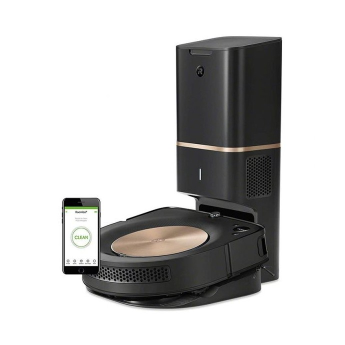 iRobot Roomba s9+ (9550) Прахосмукачка робот