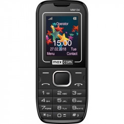 MAXCOM MM134 DS BLACK