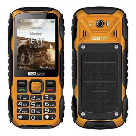 MAXCOM MM920 SS IP 67 Yellow