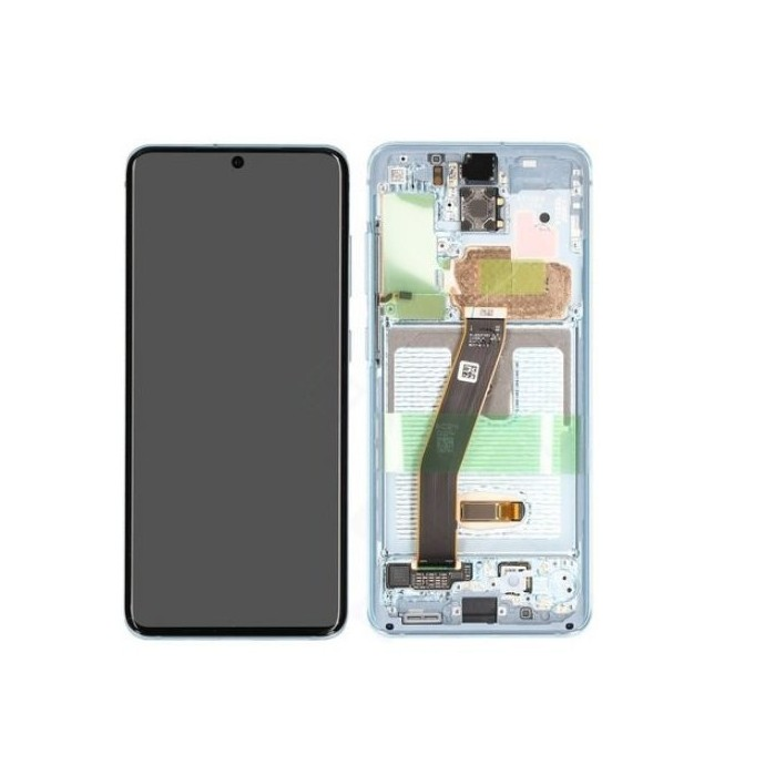 LCD Дисплей за Samsung Galaxy S20 SM-G980 - Оригинал